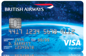 British Airways Visa Credit Card   Chase.com