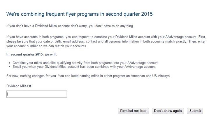 My Account   Flight Information