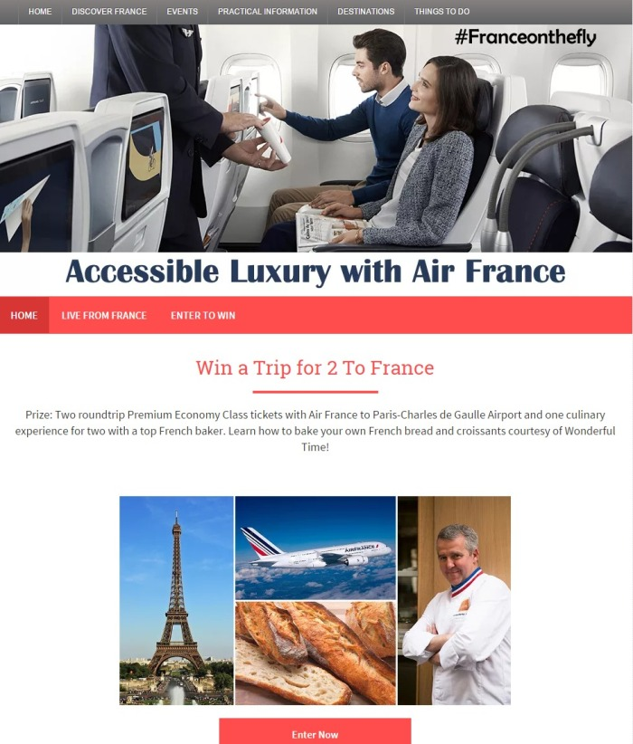 France on the Fly