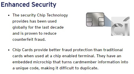 Citi Credit Card with EMV Chip Technology Citi.com